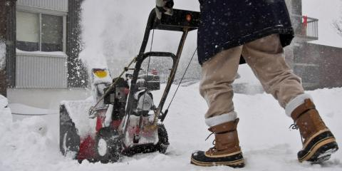 3 Snow Blower Issues You Should Be Aware of, Wisconsin Rapids, Wisconsin