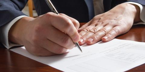 3 Reasons to Hire an Attorney Before Signing a Residential & Commercial Lease, Wisconsin Rapids, Wisconsin