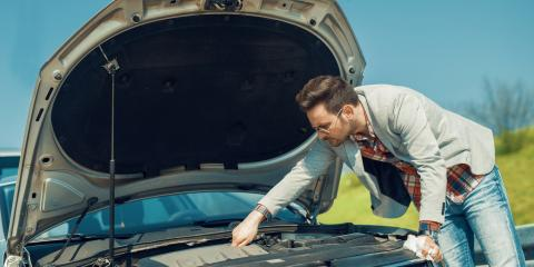 What to Do If Your Vehicle Breaks Down in Traffic, Wisconsin Rapids, Wisconsin