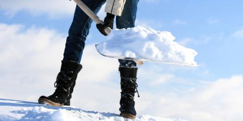 Chiropractor Shares 3 Tips to Shovel Snow Without Neck or Back Pain, Wisconsin Rapids, Wisconsin