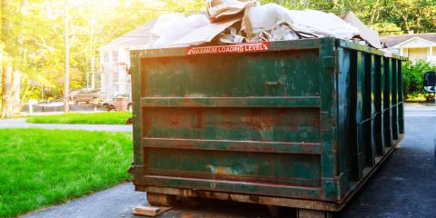 The Facts About Residential Dumpster Rental, Wisconsin Rapids, Wisconsin