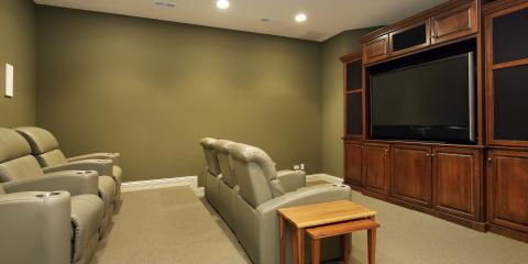 3 Tips for Building a Home Theater, Seneca, Wisconsin