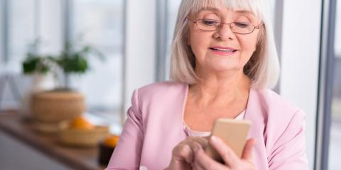 How Smartphones Can Enhance Senior Living, Biron, Wisconsin