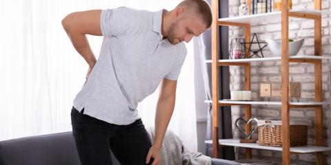 4 Common Symptoms of Sciatica, Platteville, Wisconsin