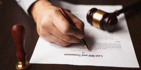 Why prepare a Will?, Wisconsin Rapids, Wisconsin