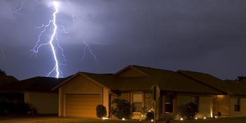 5 Common Lightning-Related Garage Door Issues, Wisconsin Rapids, Wisconsin