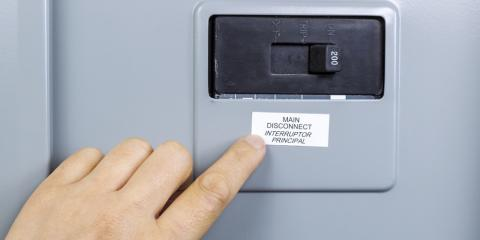Why Does the Circuit Breaker Keep Tripping? Your Residential Electricians Explain, Grand Rapids, Wisconsin