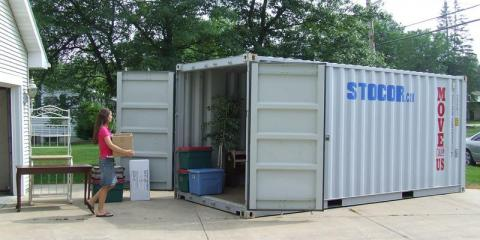 5 Reasons to Use Moving Containers for Your Next Wisconsin Move, Wisconsin Rapids, Wisconsin