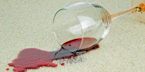 3 Tips to Clean Coffee & Wine Stains From Your Carpet, Grand Rapids, Wisconsin