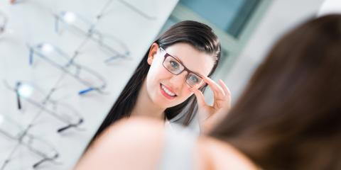 1a143dafa2 Your Guide to Choosing Glasses for Your Face Shape - Wise Vision ...