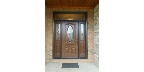 JFK Window and Door Front Door Friday in Fairfield for a Provia Door, Forest Park, Ohio