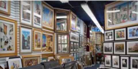 Develop Your Frame of Mind with Metropolitan Graphics, Manhattan, New York