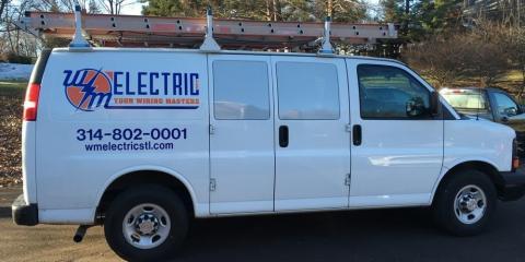 WM Electric, Electricians, Services, Saint Louis, Missouri