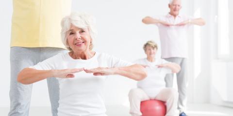 Wolcott's Rehabilitation Program Provides 4 Benefits of Group Exercise for Seniors, Wolcott, Connecticut