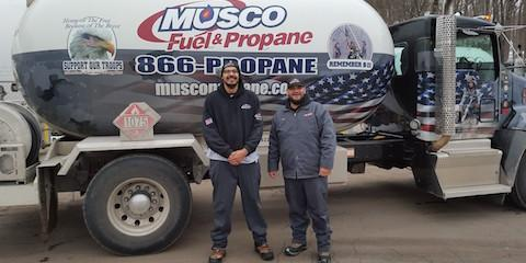 Musco Fuel & Propane New Employee Spotlight: Brothers Miguel & Hector Melendez , Wolcott, Connecticut