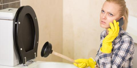 5 Common Plumbing Problems That Shouldn't Be Ignored, St. Marys, Pennsylvania