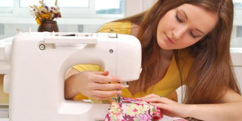 Top 4 Must-Know Sewing Machine Maintenance Tips, Anchorage, Alaska