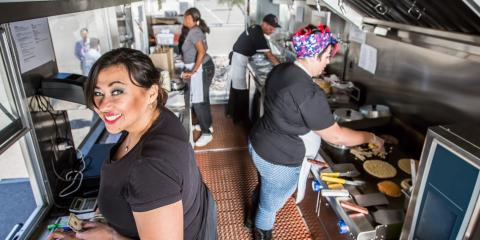 Why Eating at a Food Truck Is Better for You, Upper Arlington, Ohio