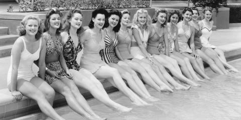 A Brief History of Women's Swimwear, New York, New York