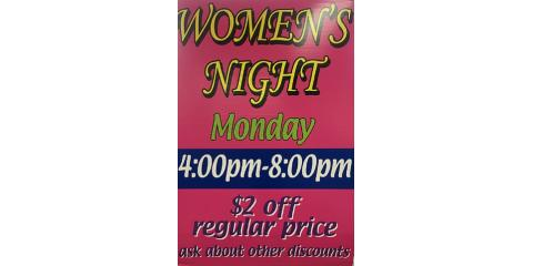 Women's Night - $2 off Haircuts on Monday Nights, Northeast Jefferson, Colorado