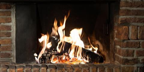 Care Tips for a Wood-Burning Fireplace, Unadilla, New York