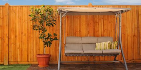 Wood Fence Material: Choosing Between Red Pine &  Western Red Cedar, Nicholasville, Kentucky