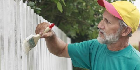 A Guide to Staining or Painting Your Wood Fence, Nicholasville, Kentucky
