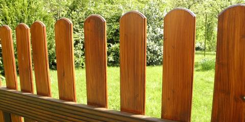Make Your Old Wood Fence Look New With These 3 Tips from Westchester's Fencing Pros, East Fishkill, New York