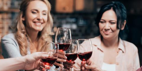 How to Clean Up Red Wine Spills on Wood Flooring, Springfield, Massachusetts