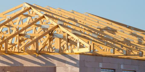 What's the Difference Between Wood Trusses & Rafters?, Clarksville, Arkansas