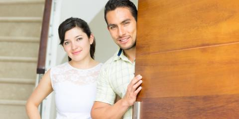 Home Improvement 101: The Pros & Cons of Steel vs. Wood Doors, Bryan, Texas