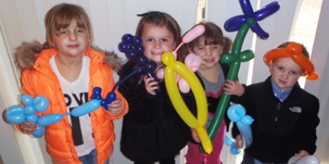 How To Plan Spectacular Childrens Birthday Party Entertainment - Childrens birthday parties on long island