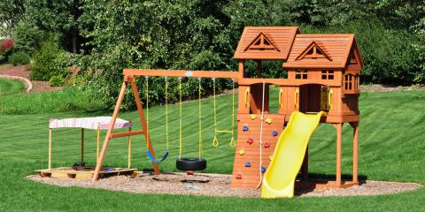 5 Must-Have Accessories for Your Backyard Play Set , Broken Arrow, Oklahoma