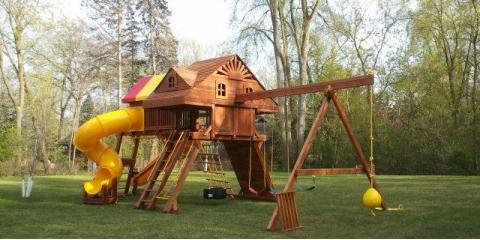 3 Tips for Winterizing Your Wooden Play Set, Denver County, Colorado