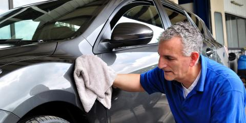 How Do Car Wash & Detailing Services Differ?, Southeast Montgomery, Texas