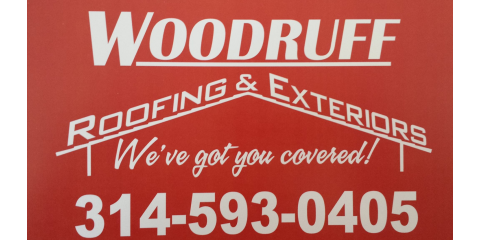 Woodruff Roofing & Exteriors, Roofing Contractors, Services, Moscow Mills, Missouri