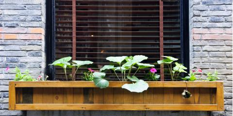 Choosing the Best Lumber for Beautiful Window Boxes, Hamilton, Ohio