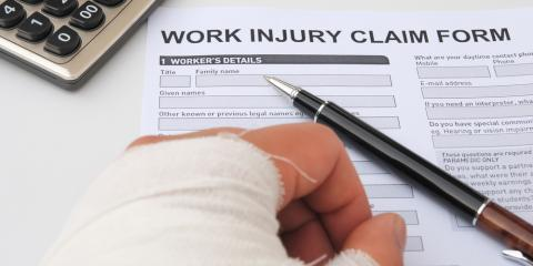 Chiropractors Explain the Dangers of Work Injuries, Miami, Ohio