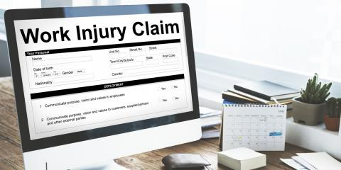 What to Do if You Sustain a Personal Injury at Work, Dothan, Alabama