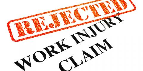 Why Your Workers' Compensation Claim May Have Been Denied, Dothan, Alabama