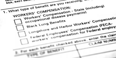 Workers' Compensation Vs. Personal Injury: What's the Difference? , Brookville, Pennsylvania