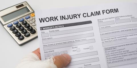 How to Determine What Type of Injuries Are Covered by Workers' Compensation, Dothan, Alabama