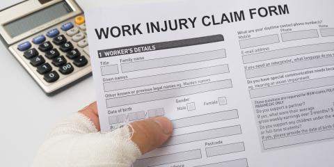 Lexington Lawyers on 5 Things to Do After a Work Accident, Lexington-Fayette Central, Kentucky
