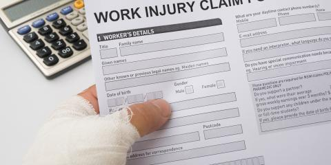 When Filing For Workers' Compensation in NC, Remember These 3 Steps, Monroe, North Carolina