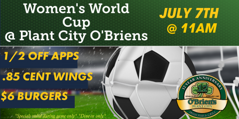Women's World Cup, Plant City, Florida