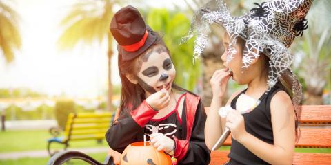 3 of the Worst Halloween Candies for Teeth, Honolulu, Hawaii