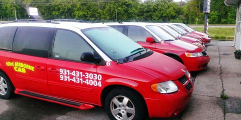$10 Taxi Cab Service  on Army Base, Clarksville, Tennessee