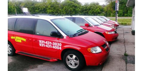 Taxi Cab Service, Clarksville, Tennessee