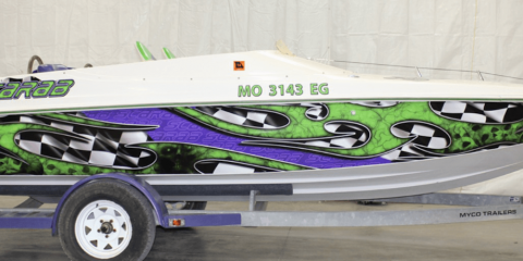 3 Tips for Maintaining Your Boat Wrap, ,