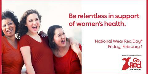 Go Red for Women, Mountain Home, Arkansas